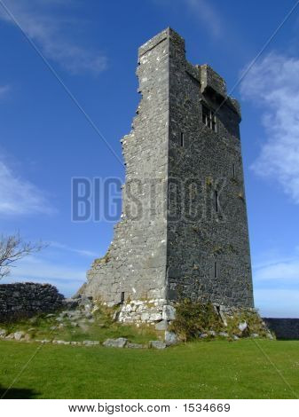 Norman Castle Ruins