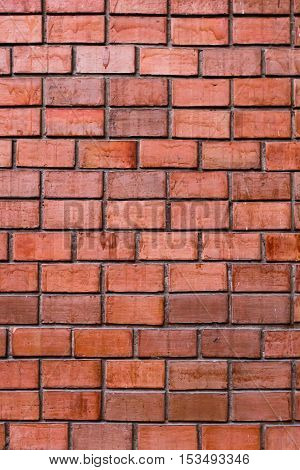 Old brick wall vintage texture background photo