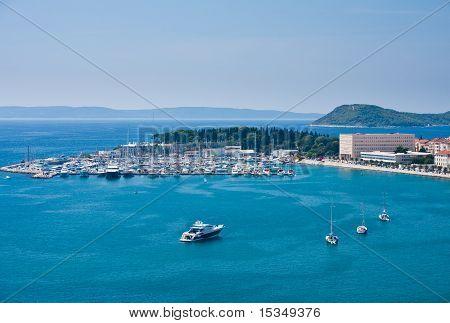 Croatia. City Split