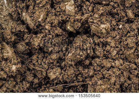 Soil, ground, wet soil texture, wet ground, grunge ground background