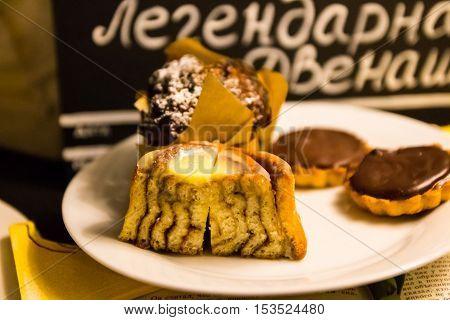 Sweet Tasty Desserts
