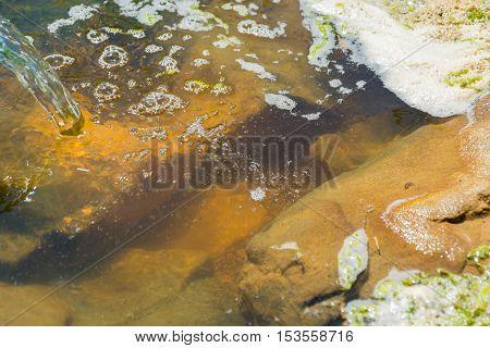 Jet Smorodinnogo Source Of Mineral Water.
