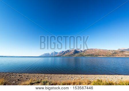 Jackson Lake Wide Angle