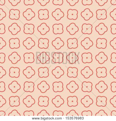 Abstract Seamless Vector Background Pattern Illustration