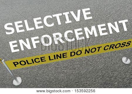 Selective Enforcement Concept