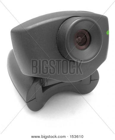 Black Webcam