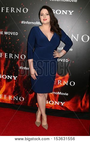 LOS ANGELES - OCT 25:  Lauren Ash at the