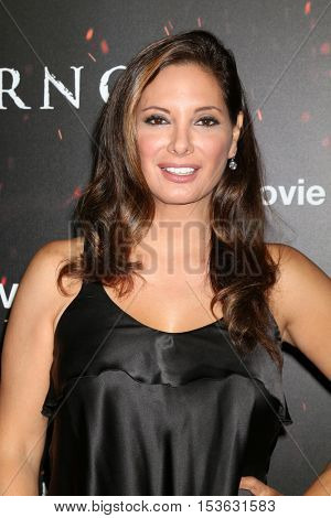 LOS ANGELES - OCT 25:  Alex Meneses at the