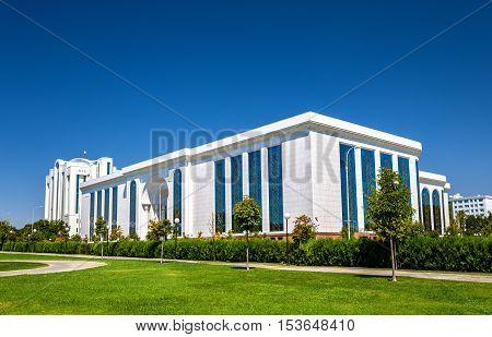 National Library of Uzbekistan named after Alisher Navoi - Tashkent