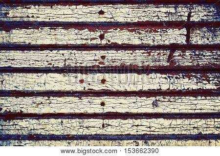 Obsolete wooden wall textured background. Unusual  colors