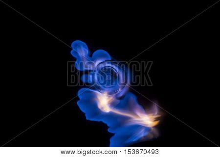 Blue Flame Bulb