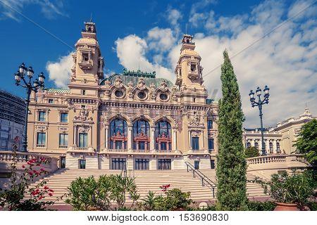 Principality of Monaco: Monte Carlo Casino, Grand Theatre