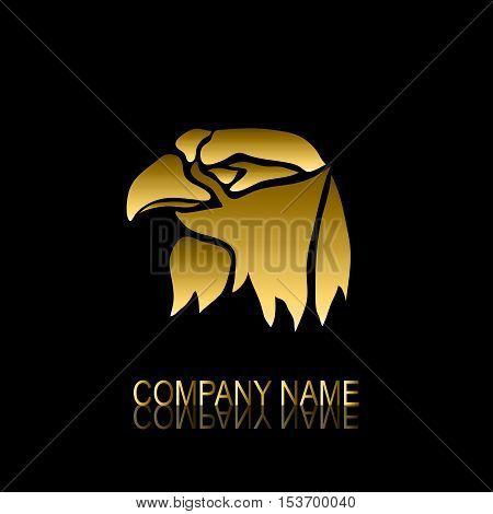 Golden Eagle Symbol