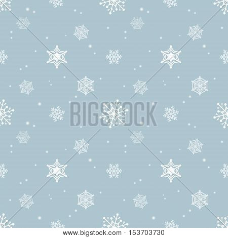 snowflake blue pastel colour background christmas pattern tint layer wallpaper