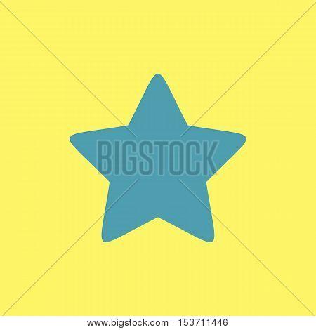 Star favorite icon vector illustration eps 10