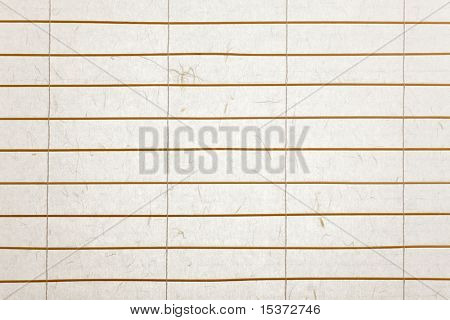 Rice Paper Blinds Image Photo Free Trial Bigstock