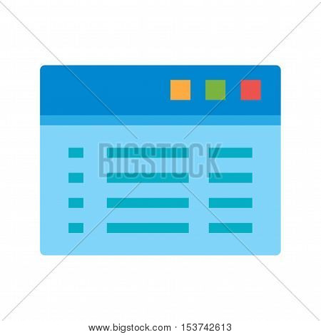 Code, seo, web icon vector image. Can also be used for web. Suitable for use on web apps, mobile apps and print media.