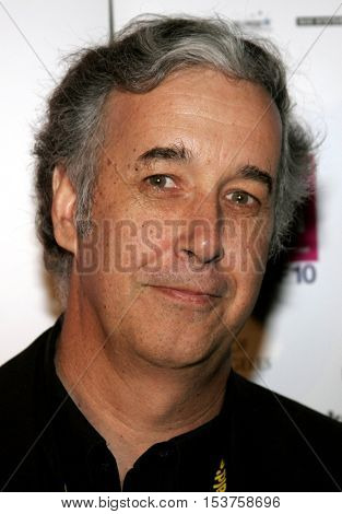Director Ricardo Preve at the LALIFF screening of 'Chagas: A Hidden Affliction' held at the Egyptian Arena Theatre in Hollywood, USA on October 7, 2006.