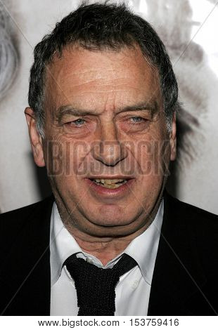 Stephen Frears at the Los Angeles premiere of 'The Queen' held at the Academy of Motion Picture Arts and Sciences in Beverly Hills, USA on October 3, 2006.