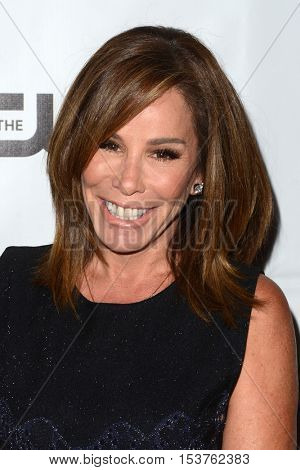 LOS ANGELES - OCT 25:  Melissa Rivers at the Hollywood Walk of Fame Honors at Taglyan Complex on October 25, 2016 in Los Angeles, CA