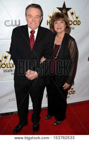 LOS ANGELES - OCT 25:  Jerry Mathers, Guest at the Hollywood Walk of Fame Honors at Taglyan Complex on October 25, 2016 in Los Angeles, CA