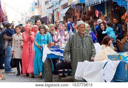 Muslim Wedding, Morocco