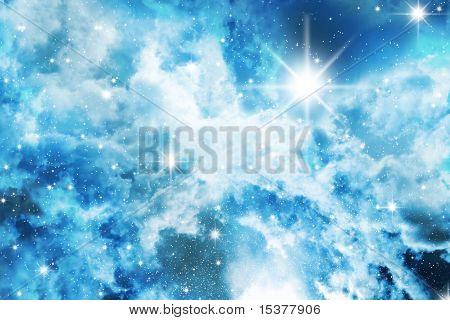 Stars Sky