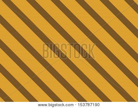 Background Card: Diagonal stripes brown and orange