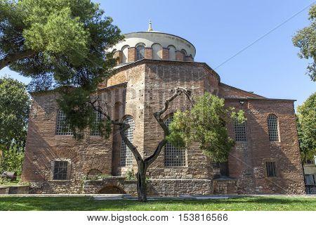 Church of St. Irene (Agia Irini) in Istanbul