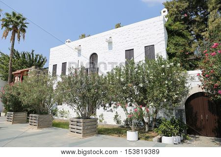 Traditional Bodrum Houses