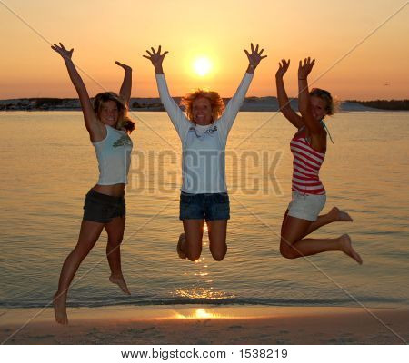 Jumping For Joy!