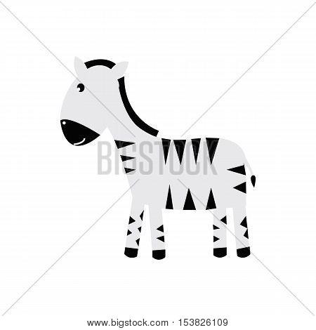 Zebra,Zebra vector illustration,cute zebra cartoon,Sketch Doodle Zebra Vector Illustration