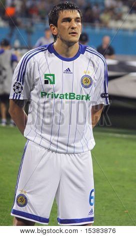 Goran Popov von Dynamo Kiew