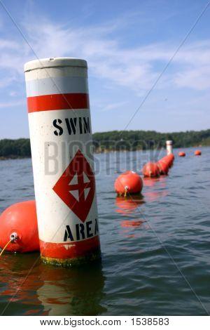 Swim Buoy Line
