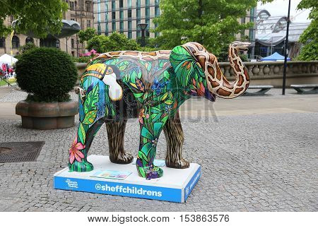 Sheffield Elephant