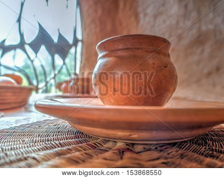 Cup Of Terracota