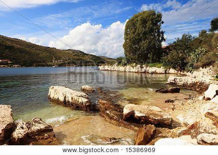 Kassiopi Beach Corfu