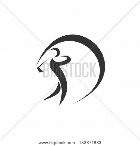 Golf logo design, sport logo design, modern golf logo