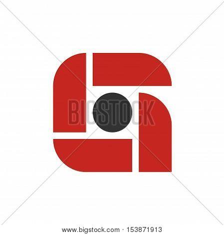 Bold G letter initial logo design, bold design