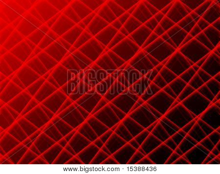 grid of red intersections