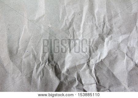 Disastrously of gray paper for texture background