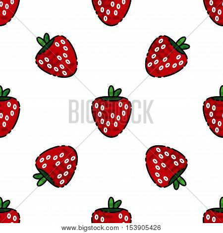 Allergy flat pattern. Disease state, watering, allergy to fruits, the appearance of red spots and other. Vector illustration EPS 10