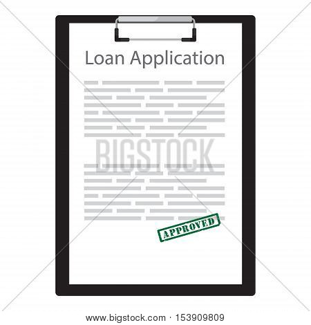 Loan Application Vector