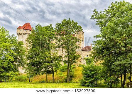 Medieval Castle In Austria