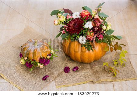 Lovely Autumn Decor