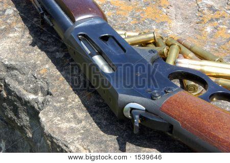 Rifle And Ammunition