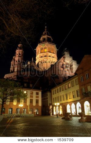 Mainz Cathedrral