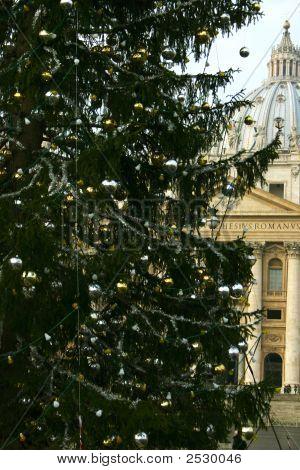 Christmas In Vatican