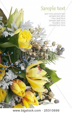 creative bouquet