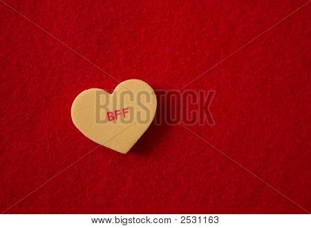 Conversation Heart - Bff